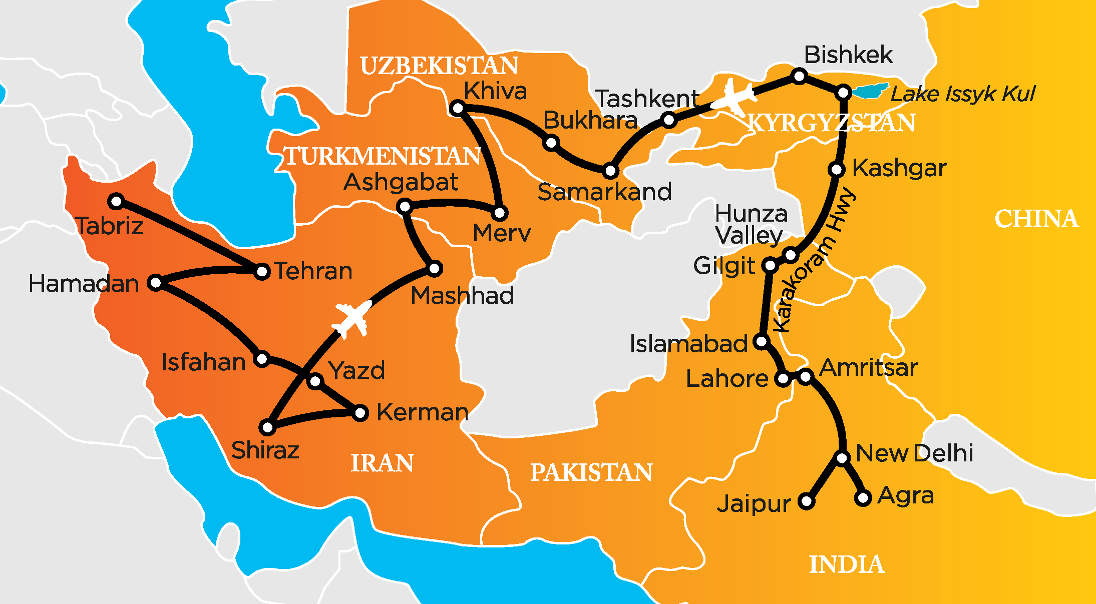 Chinese Silk Road Tour